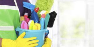 Tools to clean the house