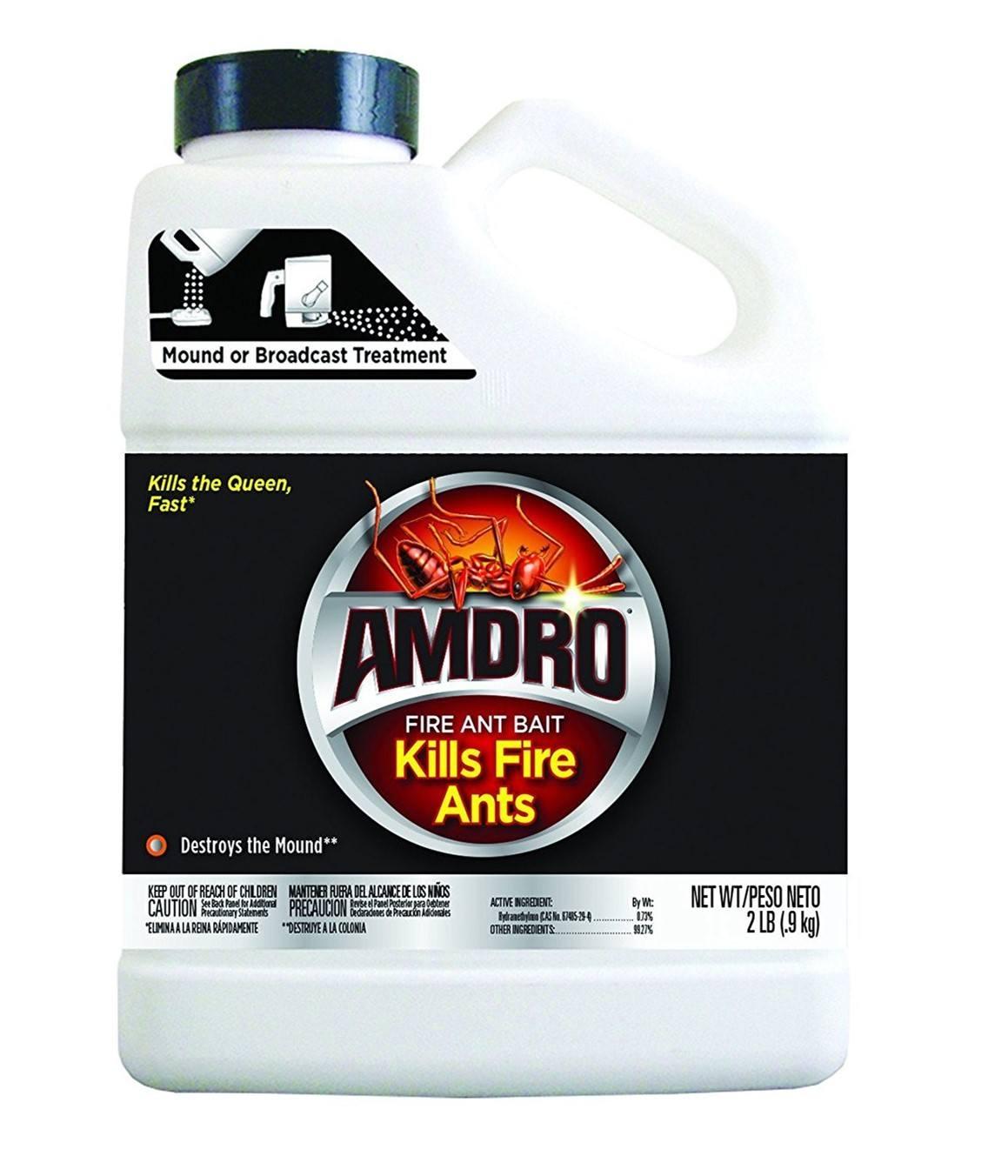 Best fire ant killer