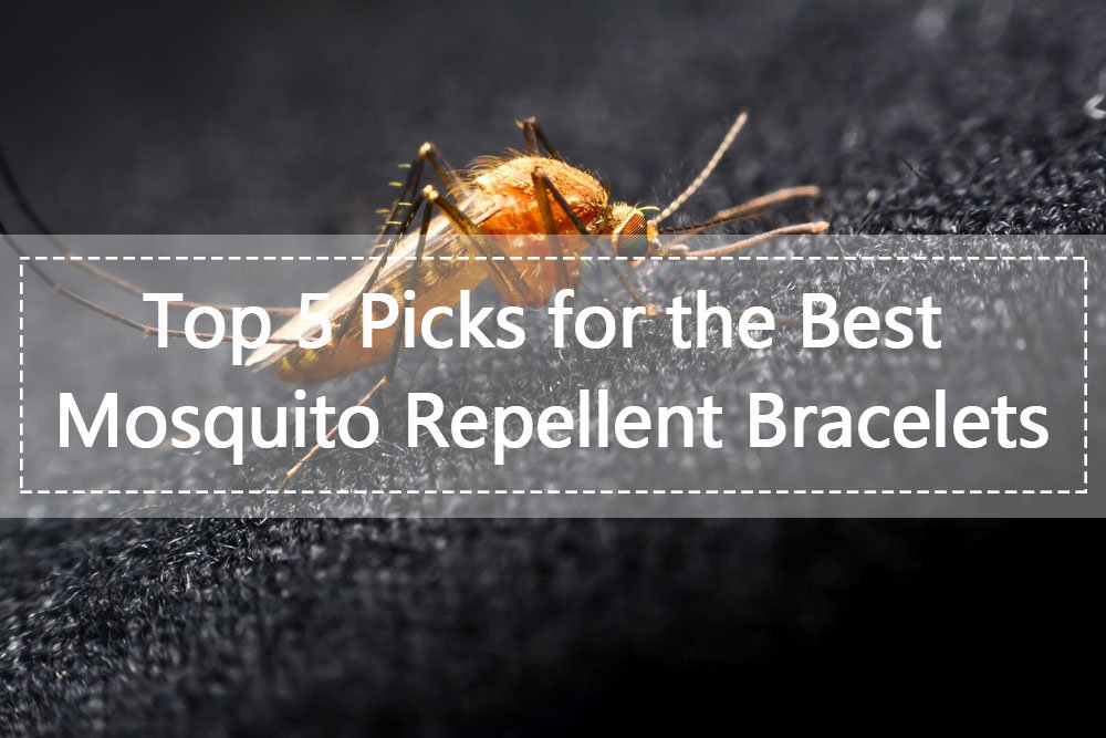 Top 5 Best Mosquito Repellent Bracelets (from $4 9) in 2019