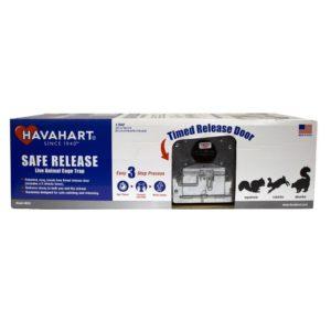 HAVAHART® LIVE ANIMAL 2-DOOR CAGE TRAP