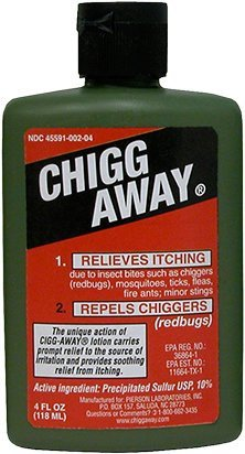 Chigg-Away the Soldier's Choice