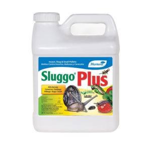 Monterey Sluggo Plus product on white background