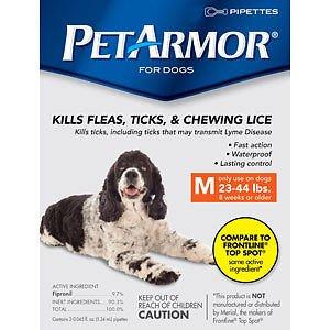PetArmor Squeeze on Dog Flea and Tick Repellent
