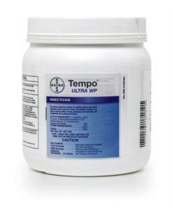 Tempo Ultra WP Contact Insecticide