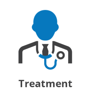 Treatment and doctor