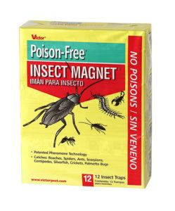 Victor Poison-Free Insect Magnet Traps