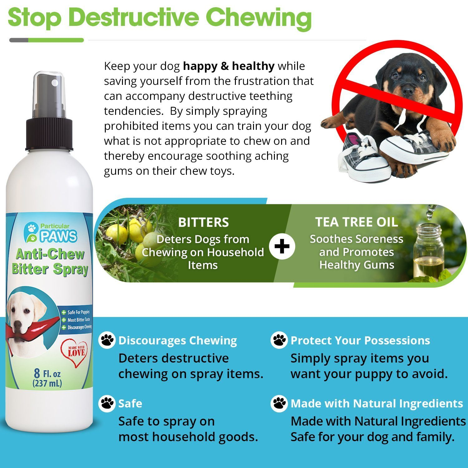 amazing anti chew spray