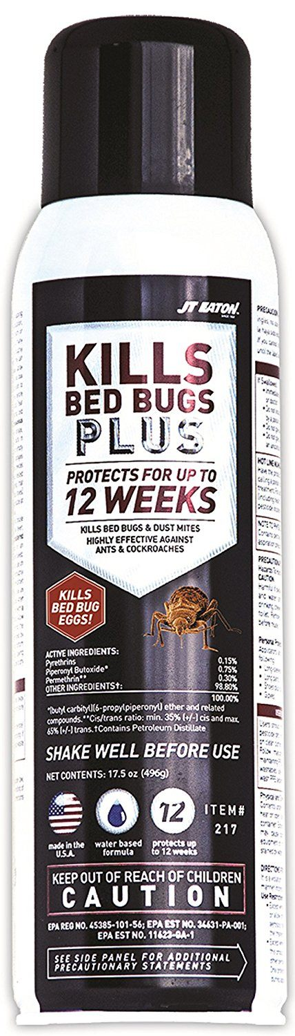 amazing bed bug killer