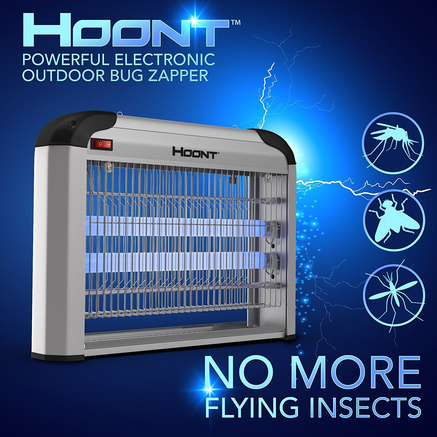excellent indoor bug zappers