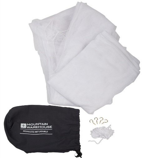 Mountain Warehouse Double Mosquito Net