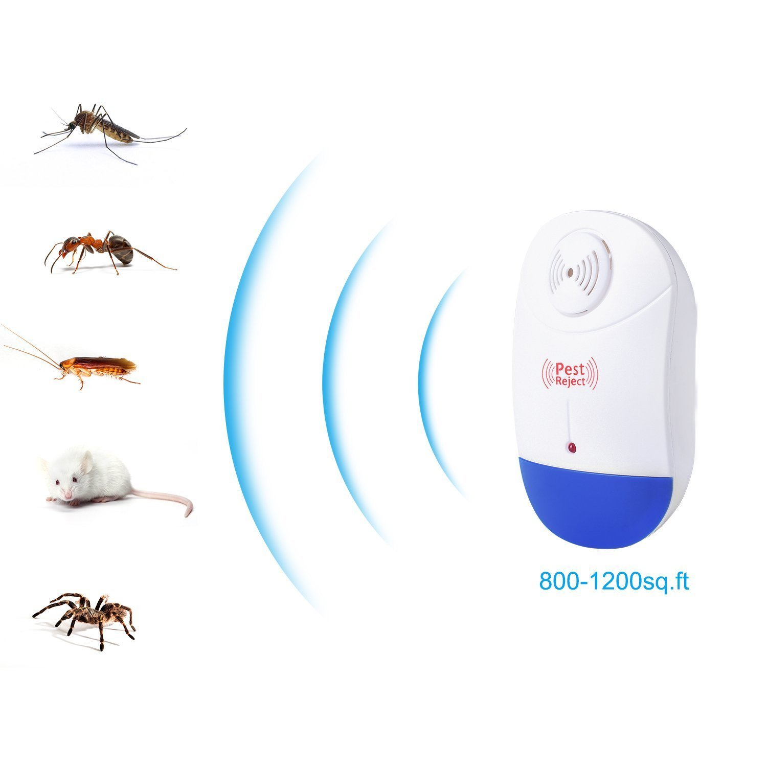 wonderful Ultrasonic Pest Repeller