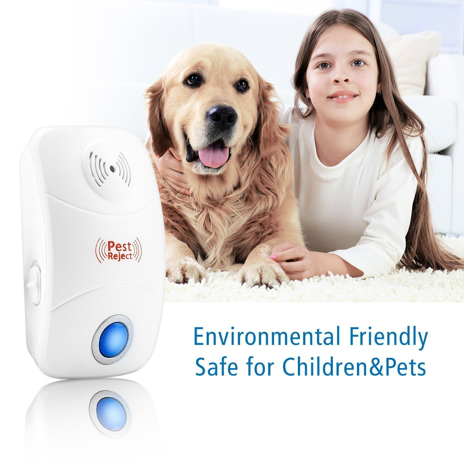 perfect Ultrasonic Pest Repeller