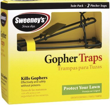 amazing Rated Gopher trap