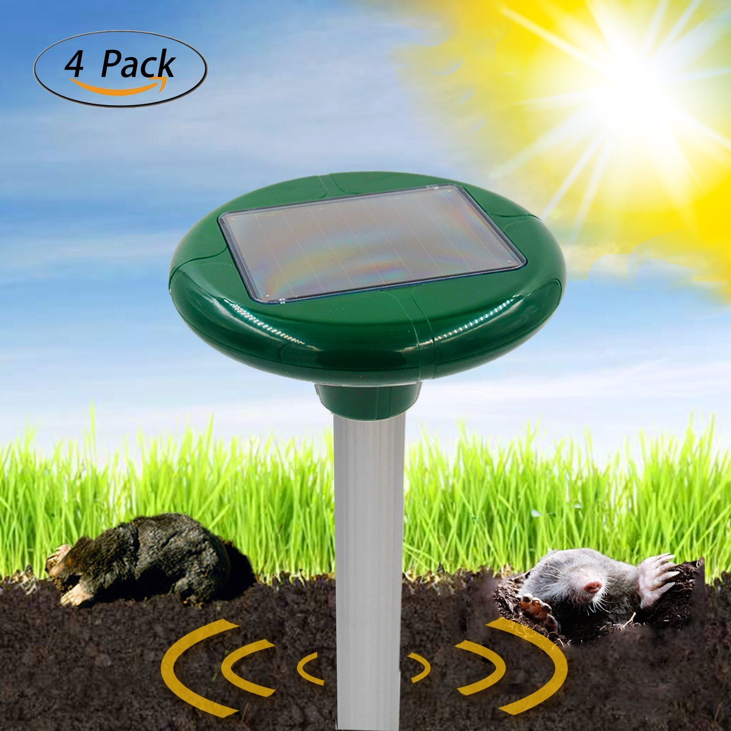 excellent Ultrasonic Pest Repeller