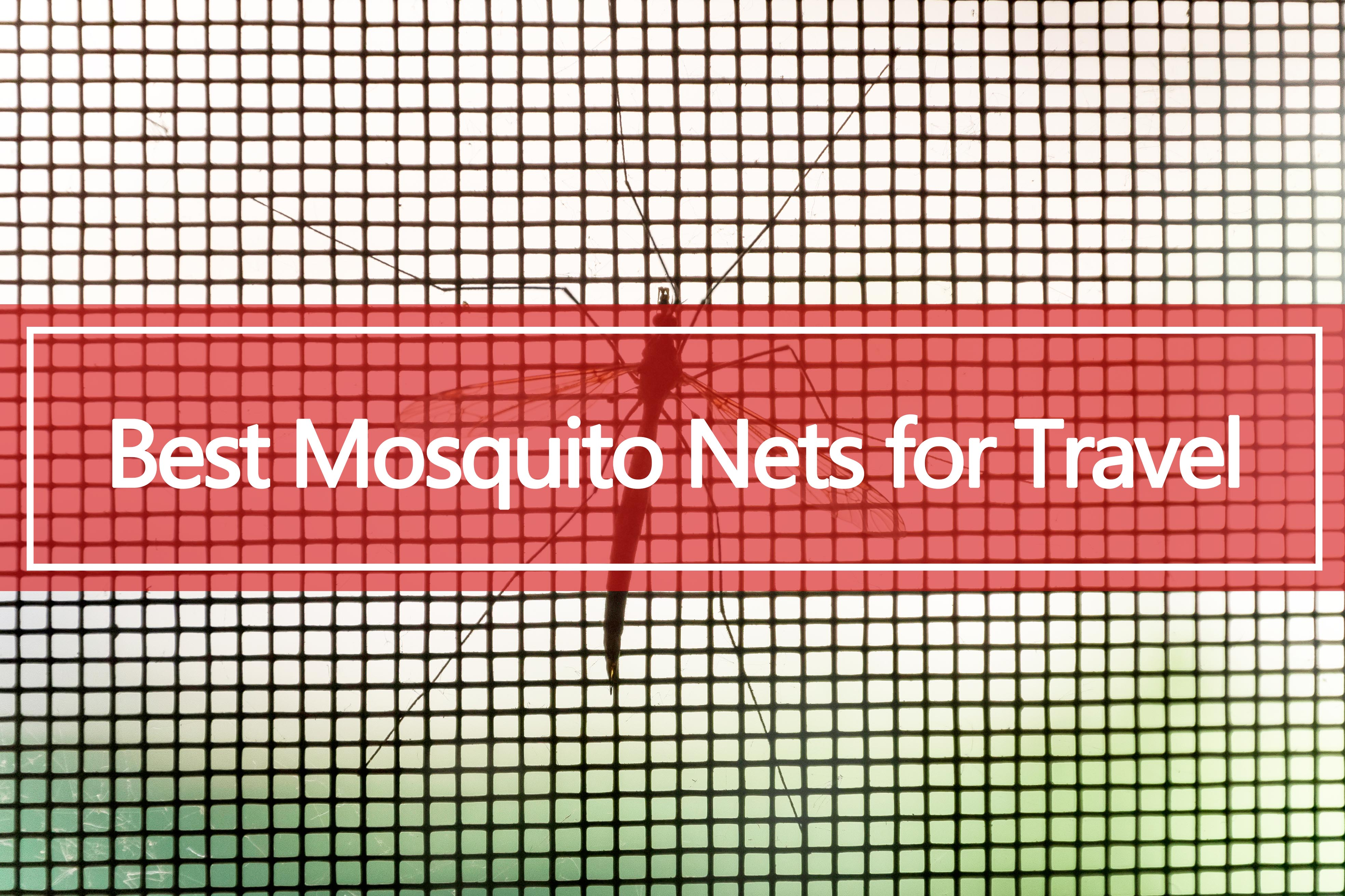 7 Best Mosquito Nets for Travel