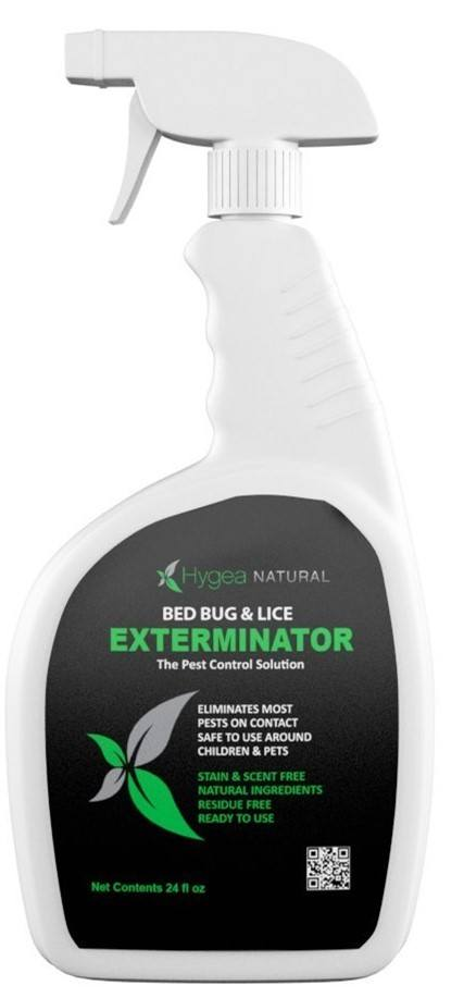 Hygea Natural Exterminator Spray