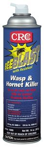 CRC Bee Blast with Residual Wasp and Hornet Killer