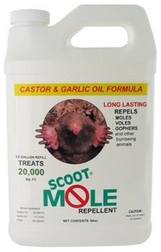 """""""Scoot"""" Mole Repellent"""