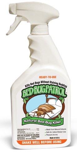 Bed Bug Patrol Bed Bug Killer