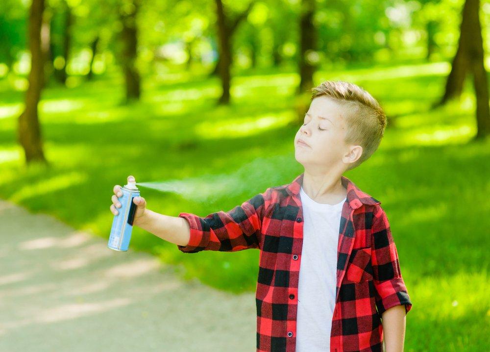 Gnat repellents