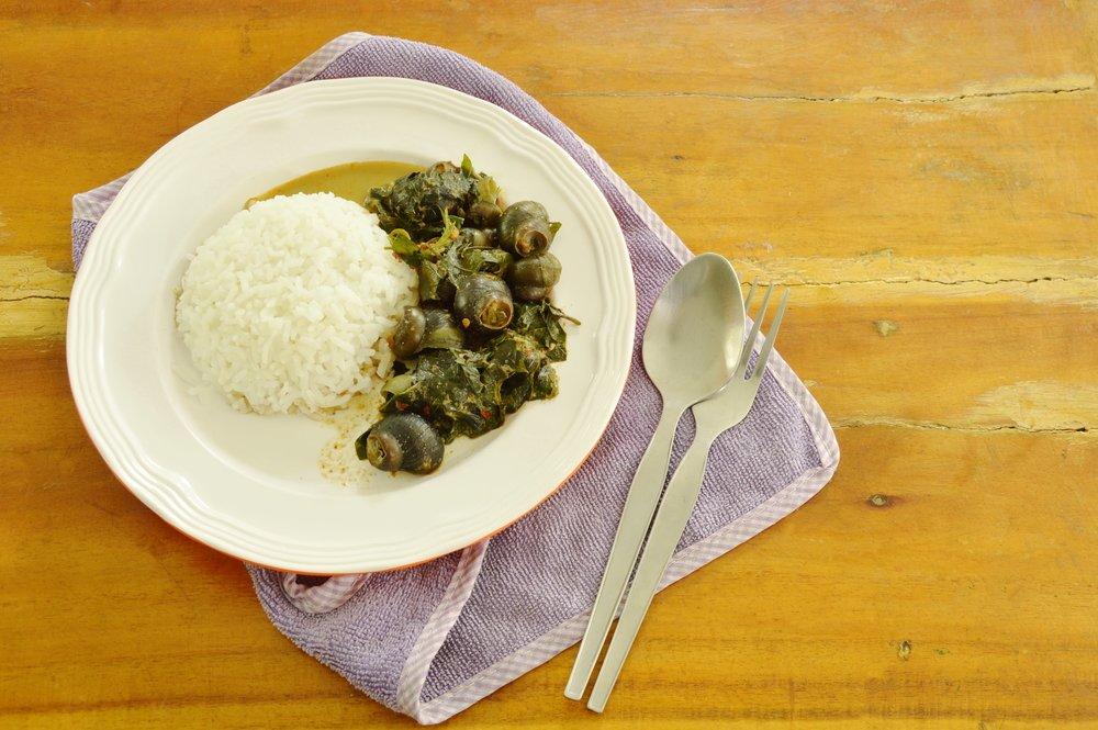 snails dish