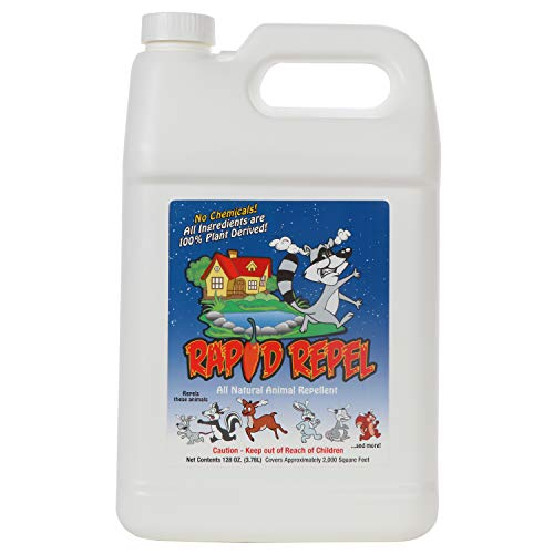 Natural Nuisance Animal Repellent