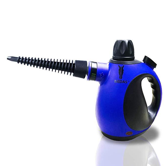 MidasTM Midas Pressurized Steam Cleaner