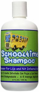 Schooltime Shampoo for Head Lice