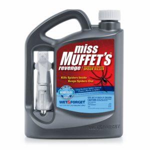 Wet & Forget Miss Muffet's Revenge Spider Killer & Repellent