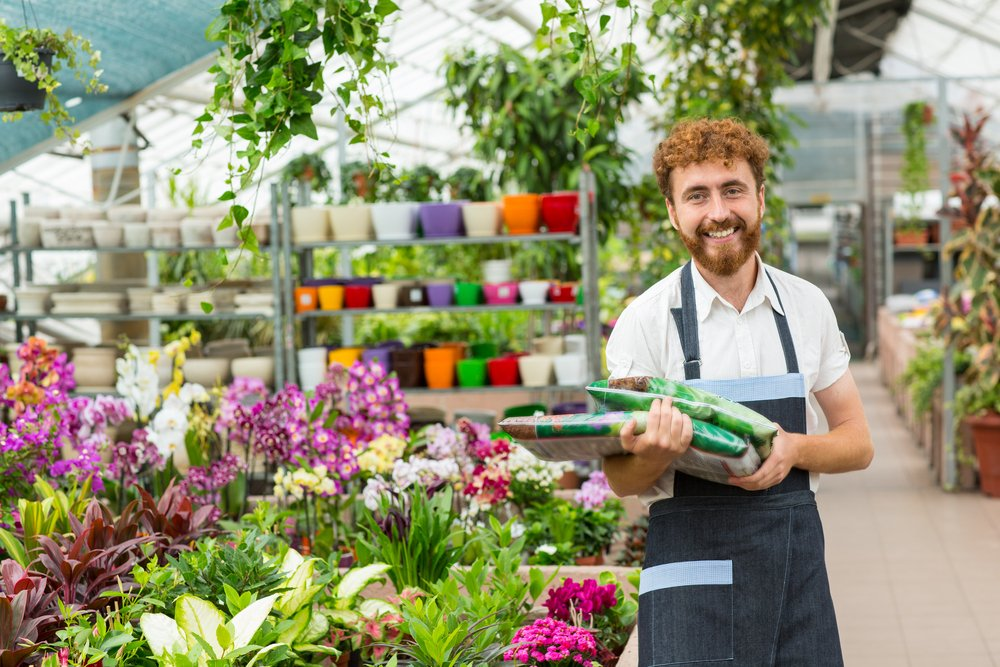 gardeners of nurseries