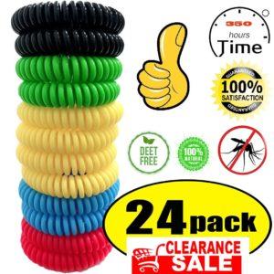Bug Repellent Bracelets