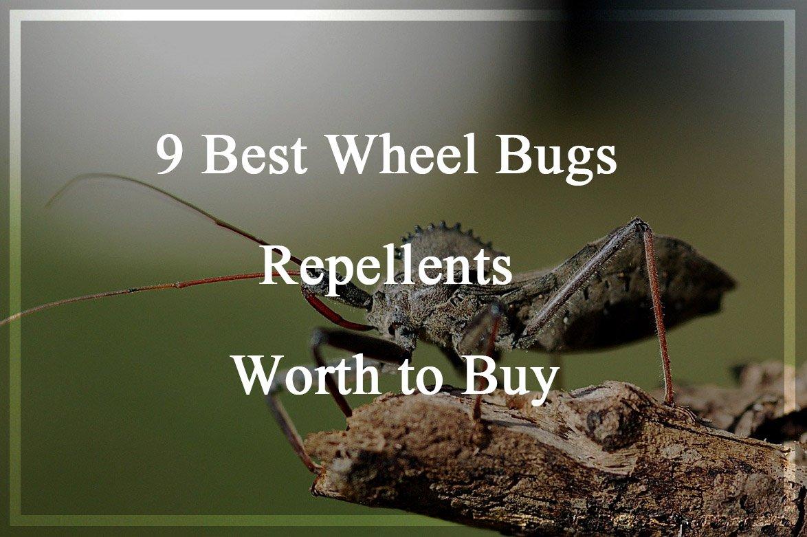 Wheel Bugs Repellents