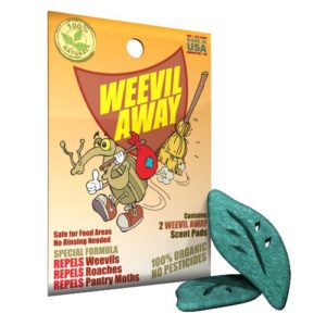 Weevil Away Scented Pad