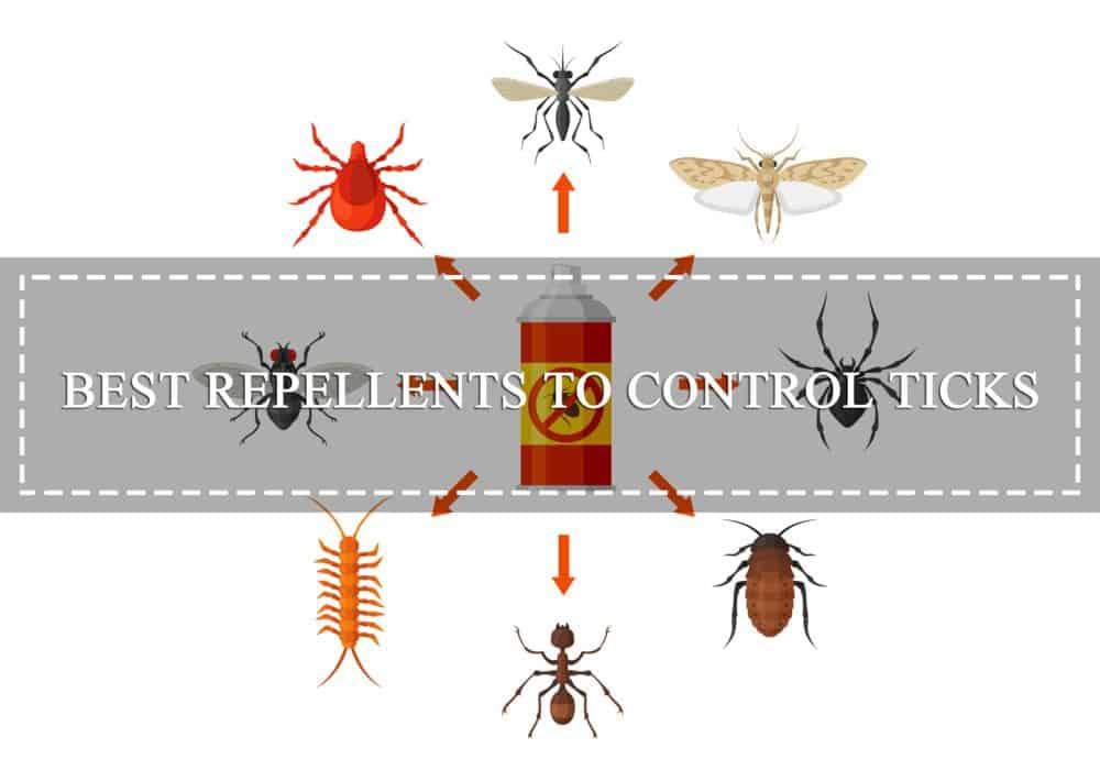 best ticks repellent