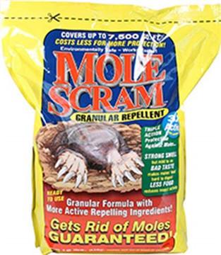 Enviro Pro Mole Scram Granular Repellent