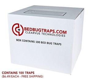 ClearVue Bed Bug Traps