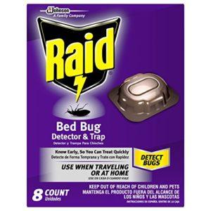 Raid Bed Bug Detector & Trap