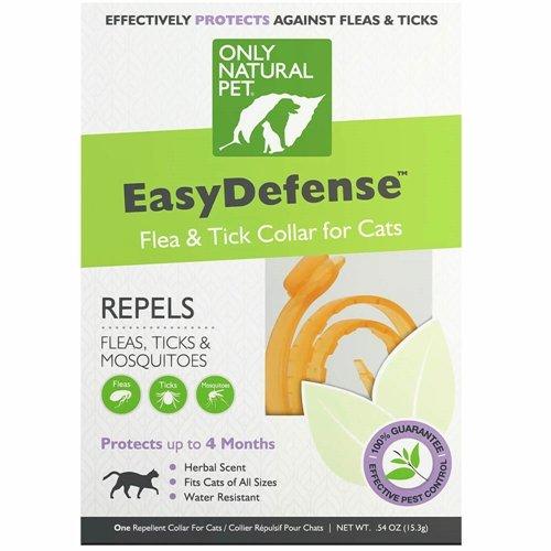 Only Natural Pet Easy Defense Flea & Tick Collar