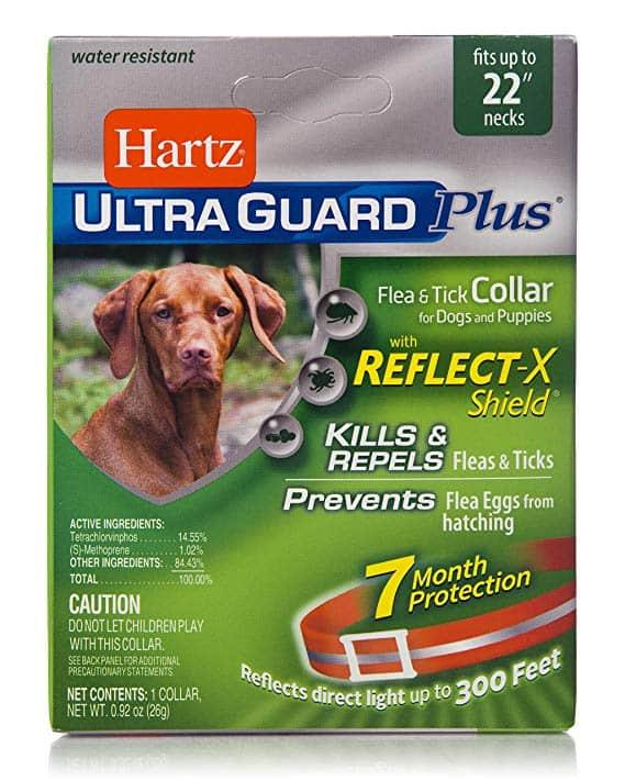 Hartz Ultra Guard Flea and Tick Collar