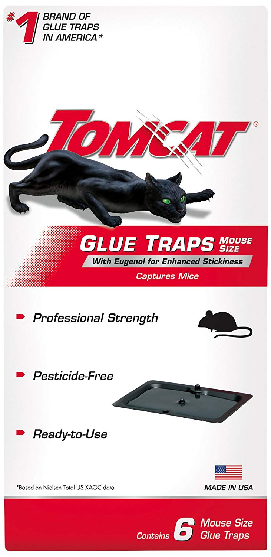 Tomcat Mouse Glue Trap