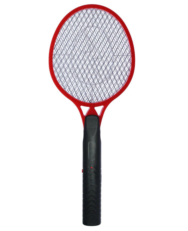 KORAMZI F-4 Best Electric Mosquito Swatter Racket