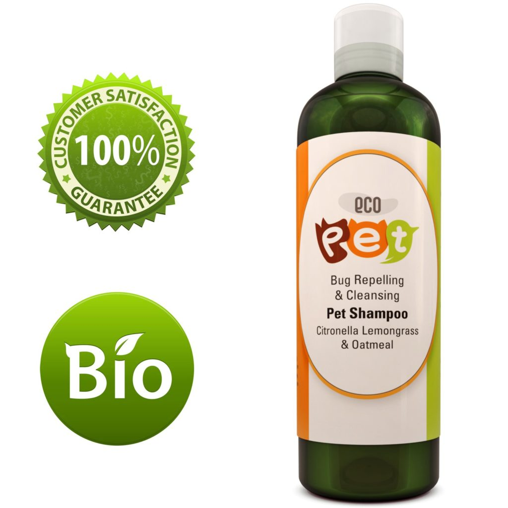 Honeydew Oatmeal Dog Shampoo for Itchy Skin with Pure Citronella Essential Oil