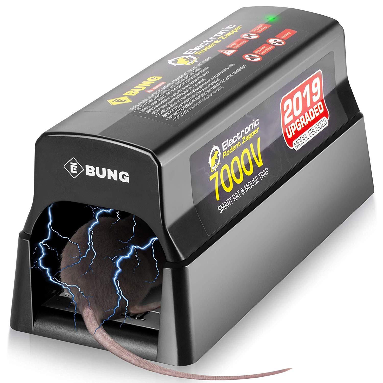 Ebung Electric Mouse Trap