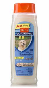 Hartz UltraGuard Rid Flea and Tick Shampoo