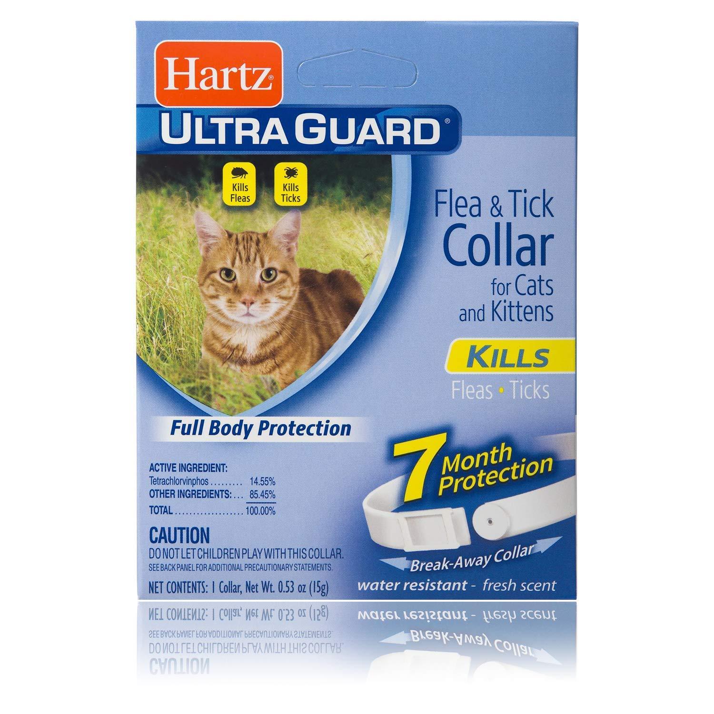 Hartz UltraGuard Flea and Tick Cat and Kitten Collar