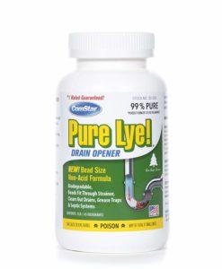 Comstar 30-500 Pure Lye Drain Opener