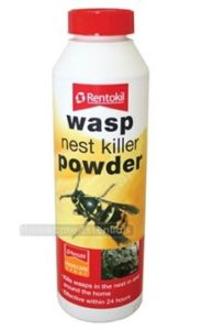 Rentokil PSW99 Wasp Killer Powder
