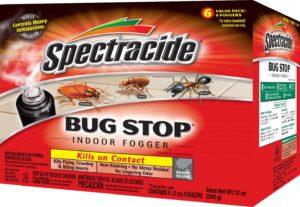 Spectracide Bug Stop Indoor Fogger
