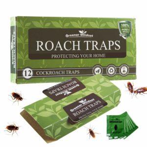 Greener Mindset 12 Pack Roach Trap