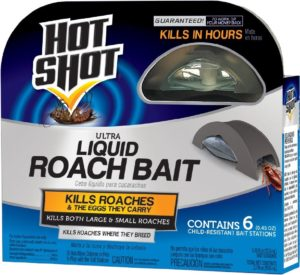 Hot Shot Liquid Roach Trap